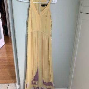 French connection long dress